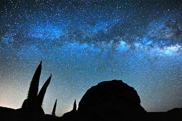 Excursion Observation des étoiles dans le parc national du teide dans la nuit