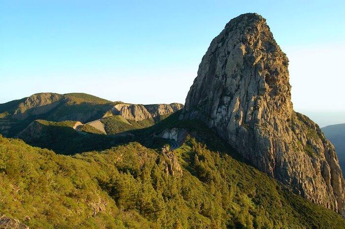 Excursion Visit to la gomera from tenerife
